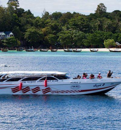 Satun Pakbara Speed Boat
