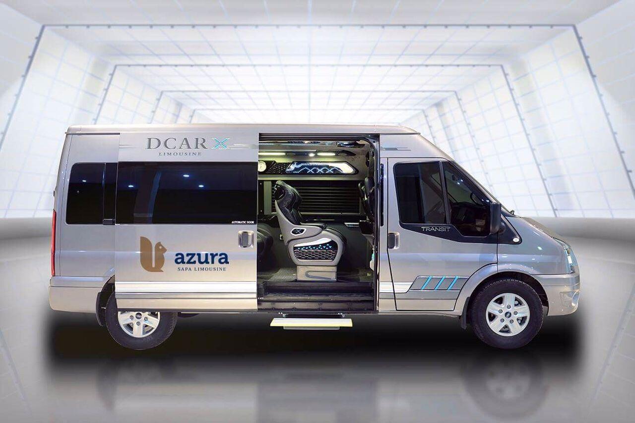 Luxus Minivan 9 PAX