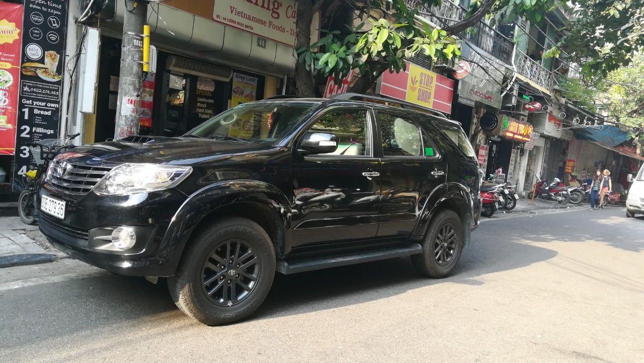 SUV Macchina 5 PAX
