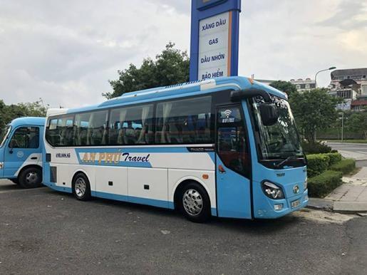 Touristenklasse Bus