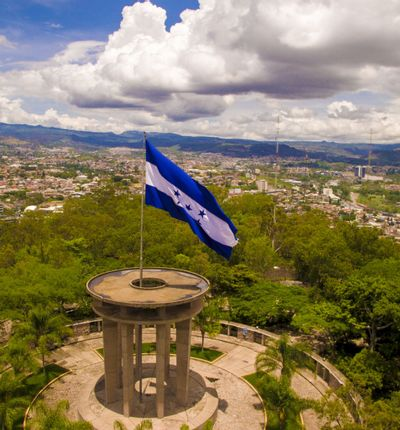 San Pedro Sula to Tegucigalpa
