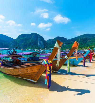 Koh Phangan to Koh Phi Phi