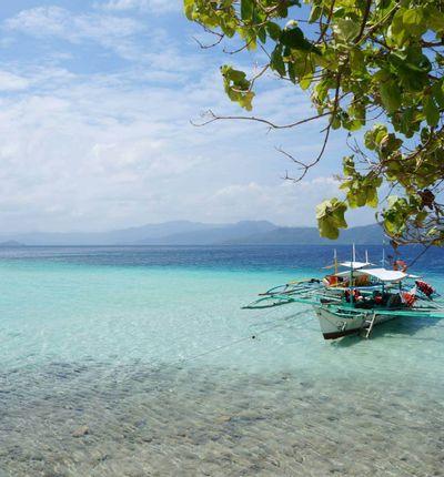 Puerto Princesa hasta Port Barton
