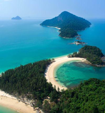 Phuket nach Ranong