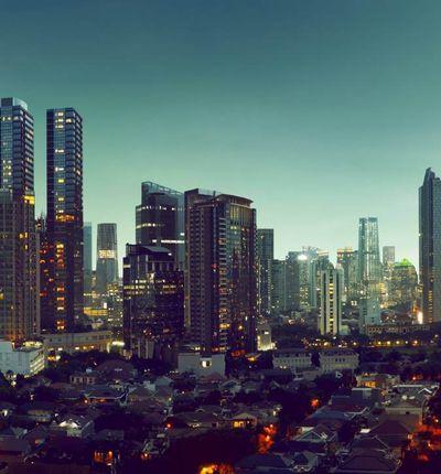Bangkok to Jakarta, Java
