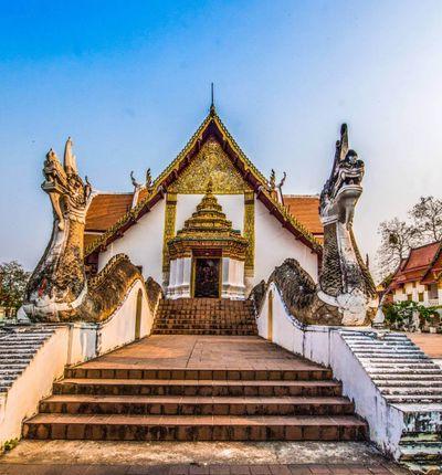 Bangkok to Nan