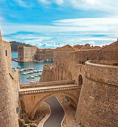da Primosten a Dubrovnik