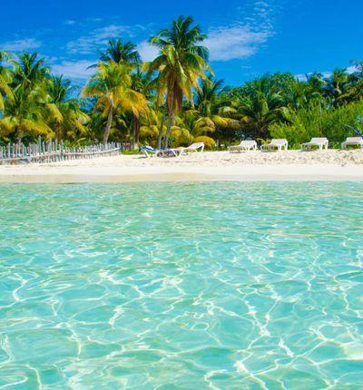 Cancun to Isla Mujeres