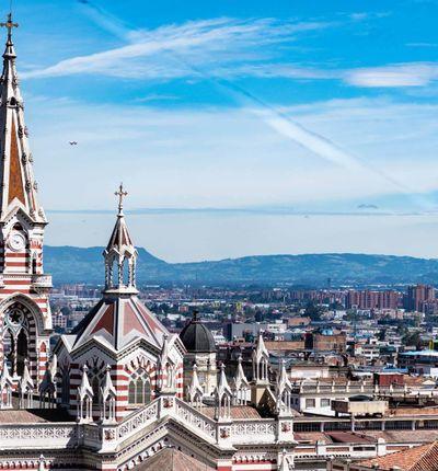 da Algeciras, Huila a Bogotà