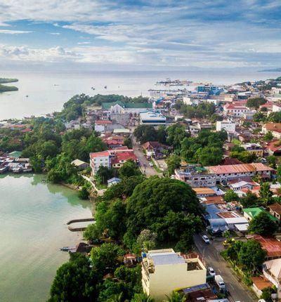 da Siquijor a Città di Tagbilaran, Isola di Bohol