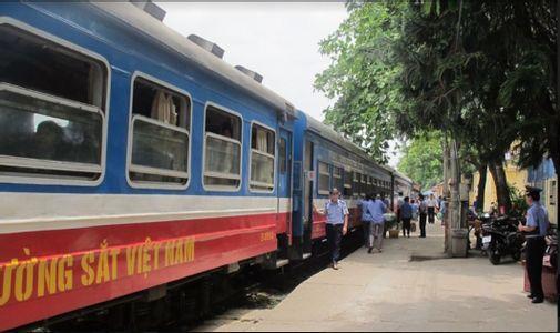 Second Class train