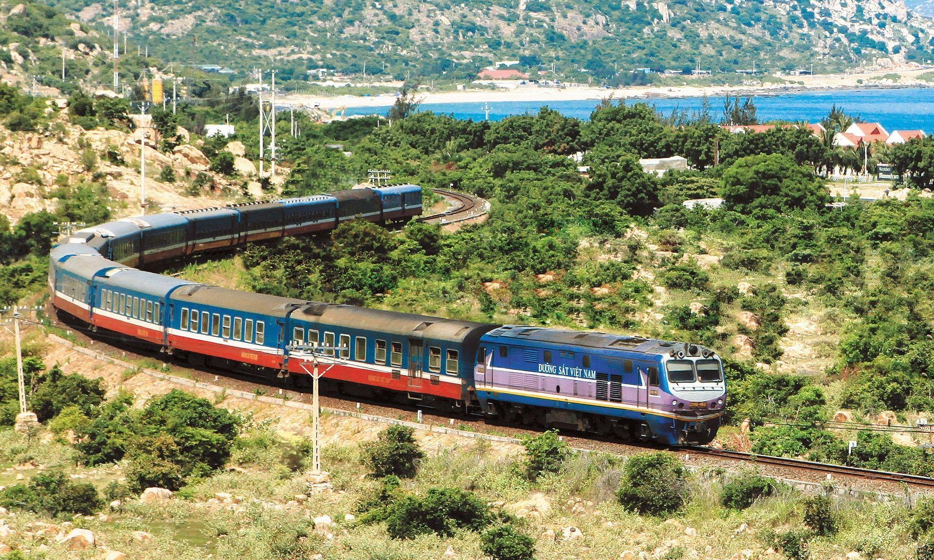 Zweite Klasse Zug