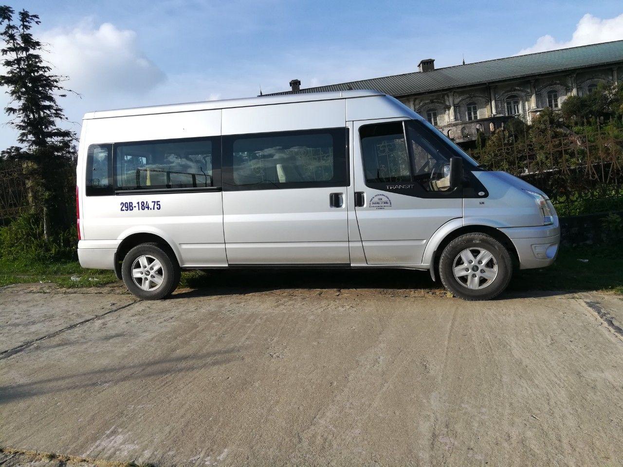 Standard Minivan 10 PAX