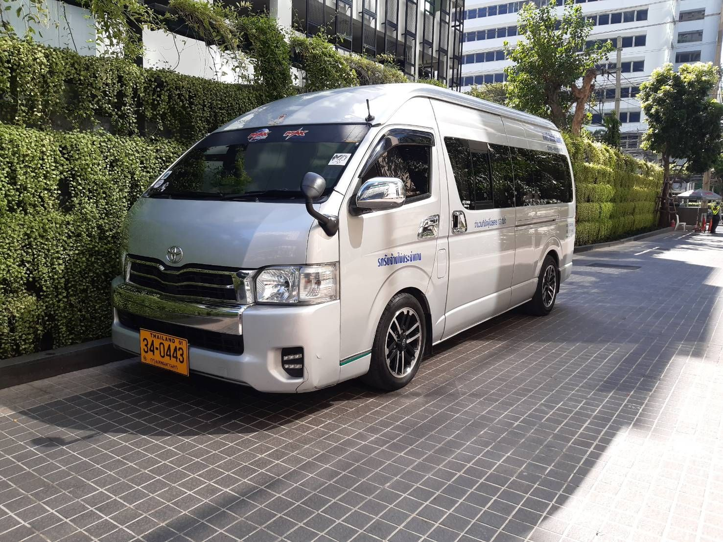 Standard Minivan 7 PAX