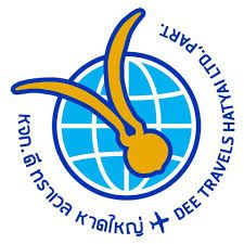 Dee Travels Hat Yai logo
