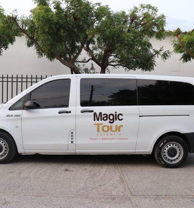 Magic Tour Colombia