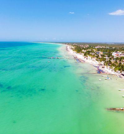 da Cancun a Holbox