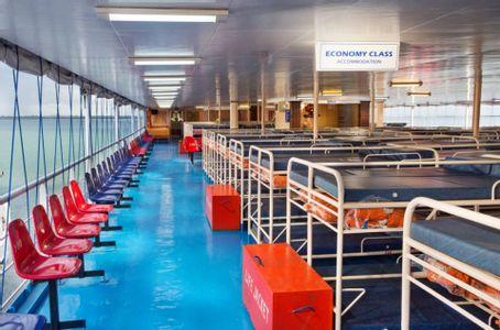 Economy ferry