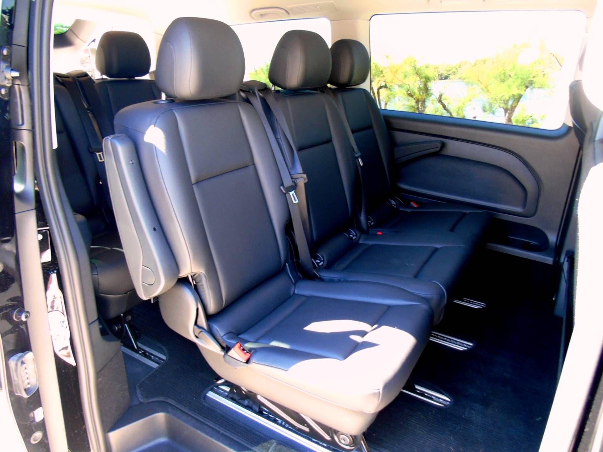 Comfort Minivan 8 PAX