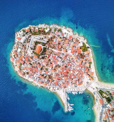 da Dubrovnik a Primosten