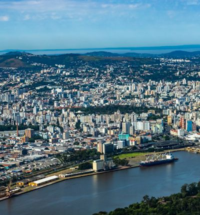 da Lima a Porto Alegre