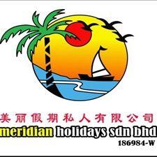 Meridian Holidays logo