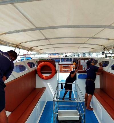Phi Phi Logistics & Phi Phi Sabai Marine