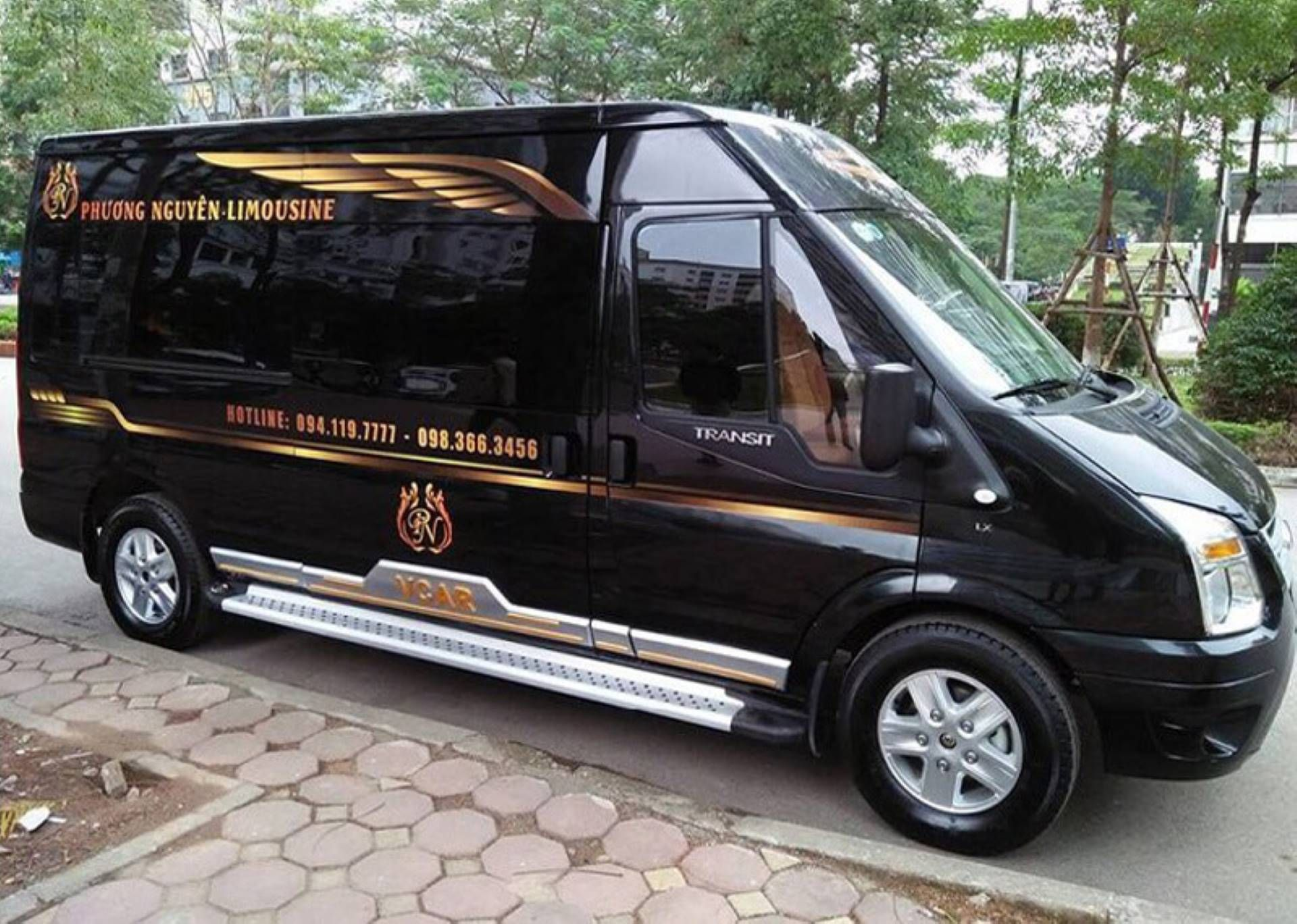 Limousine Minivan