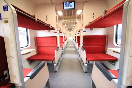 Second Class Lower Bed Zug
