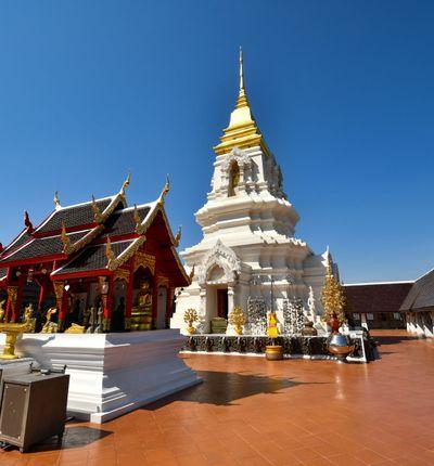 Bangkok to Chaiyaphum