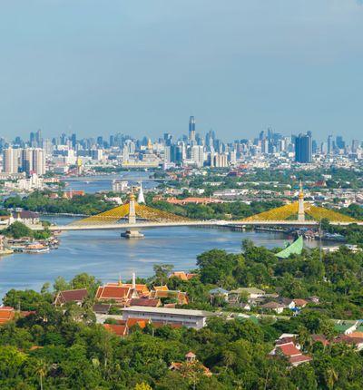 Bangkok to Nonthaburi